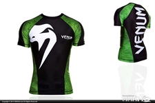 Today on MMAHQ Venum Giant Rashguard - $32